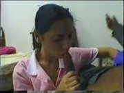 Chupeta dessa brasileirinha morena teen Evelyn
