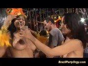 Mais um porno grátis do carnaval perfeito dessas brasileirinhas