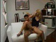 Foda hardcore com a brasileirinha Alessandra