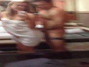 Safado pega a puta em motel e faz sexo gostosinho