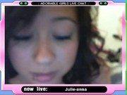 Video porno de safada morena mostrando corpo na webcam