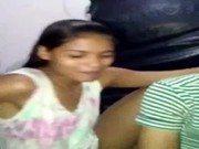 Tigresa e seu amigo gay em mais um video porno