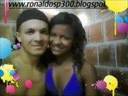 Vazou na zap video da brasileirinha mulata com o ronaldo