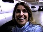 Xnxx de tarada ninfetinha fogosa em boquete em estacionamento