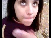 Video porno da Laura fazendo boquete no namorado