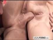 Porno de penetração anal violada com força