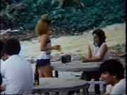 Filme porno com essas deusas na praia dando
