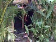 Sexo na caverna desse casal sendo filmado