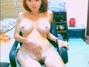 Xvideo de mulher asiática horrível na masturbação