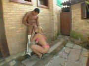 Porno brasil com brasileira dando ao caseiro
