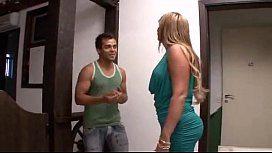 Igor Picachu comendo a brasileira cavala loirona