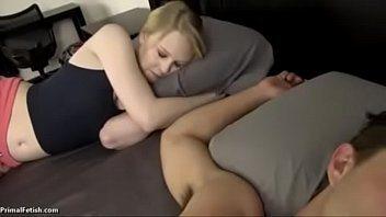 Dormiu na cama da irmã e cometeu incesto
